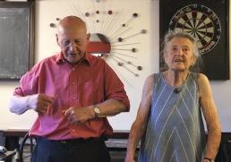 Giles and Mary Heron