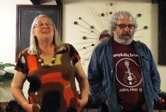Helen Pitt, Steve Dawes