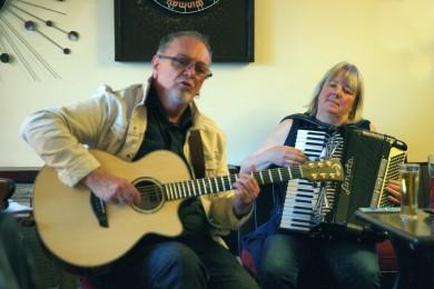 Jim & Sue McGlaughlin