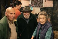 Giles, Jim and Mary