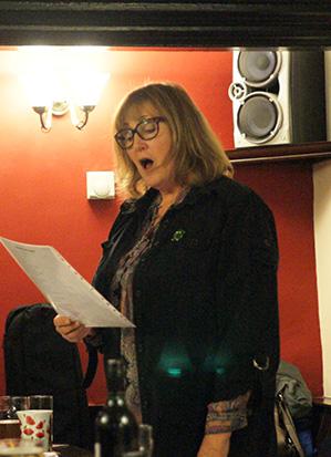 Sally Rowlands